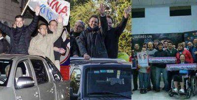 Ortíz, Molina y Urquiza cerraron la campaña