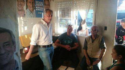 En el último día de campaña, José Eseverri brindó entrevistas radiales
