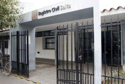 El Registro Civil entregar� documentos hoy y ma�ana