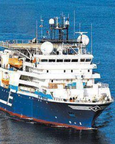 Encuentran gas en la cuenca Malvinas