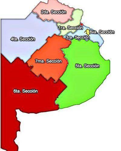 La elección en la Quinta Sección, un territorio clave en la provincia