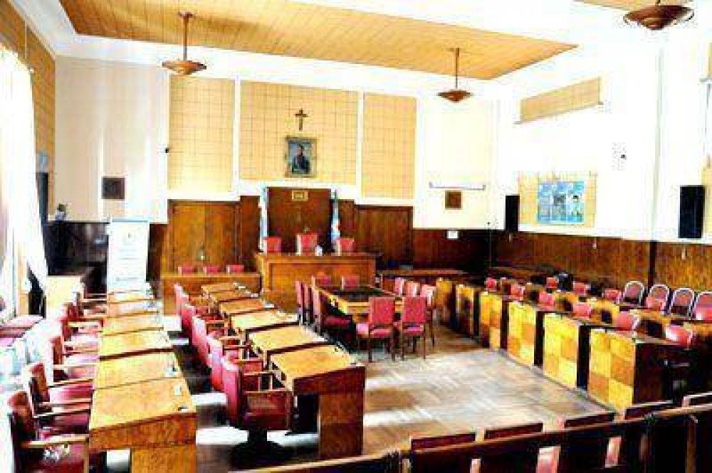 El Concejo Deliberante pone en juego 12 de sus 24 bancas