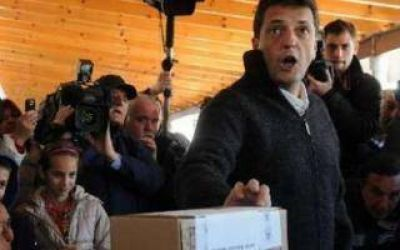 Elecciones 2015: Votó Massa en Tigre y denunció robo de boletas