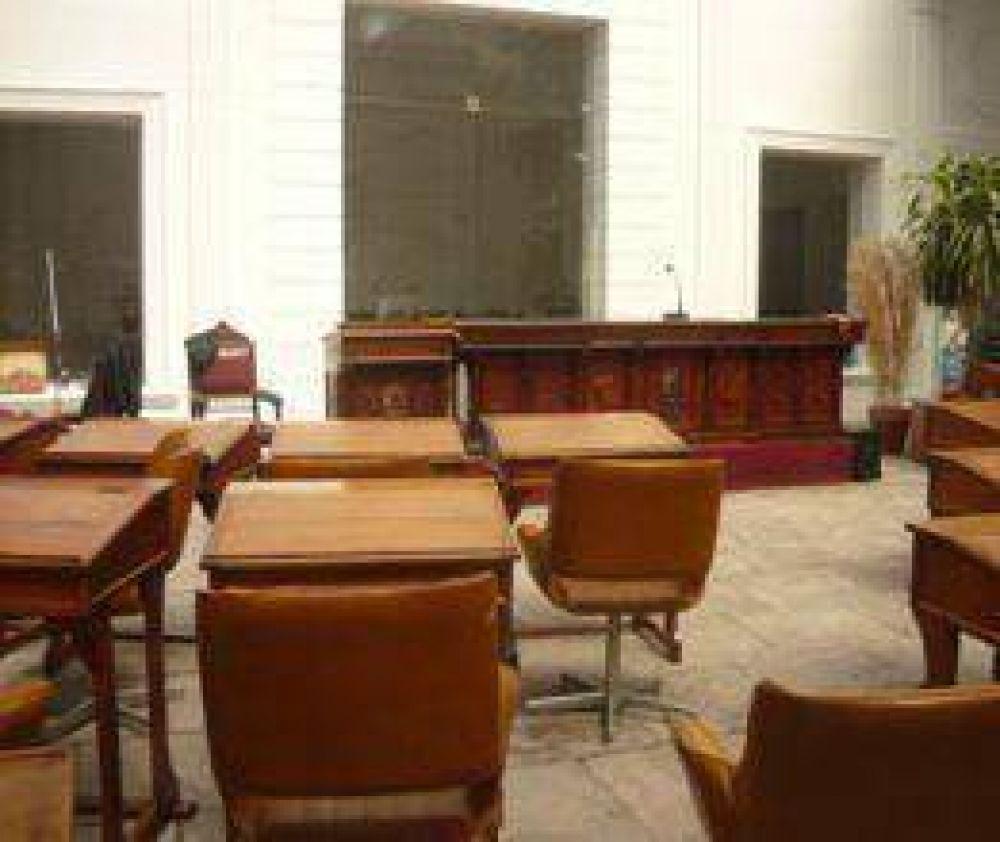 Cinco candidatos a intendente en San Nicolás