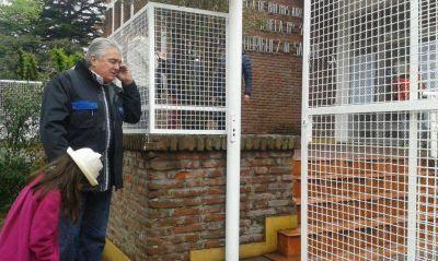 """Jaime Linares se mostró """"muy contento"""" y entusiasmado"""