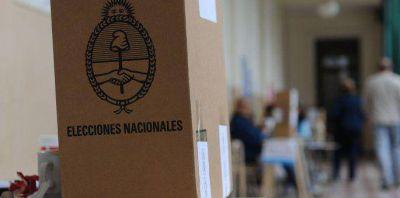 Elecciones en Saladillo