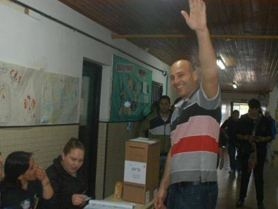 El voto de Martiniano Molina