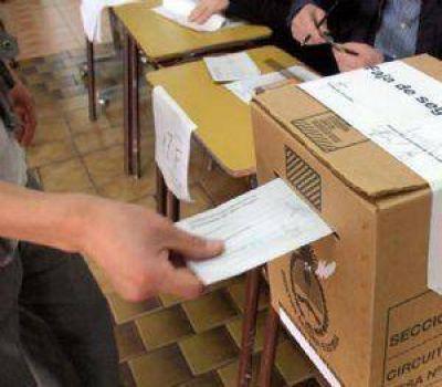 En El Alto, las elecciones se desarrollan con normalidad