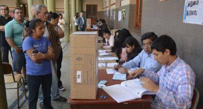 Masiva participación de jujeños en las Elecciones Generales