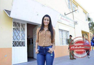 Personalidades reconocidas de Paraná emitieron su voto