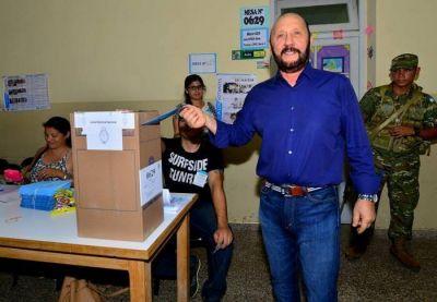 """Insfrán voto confiado en que """"mas sueños se harán realidad"""""""