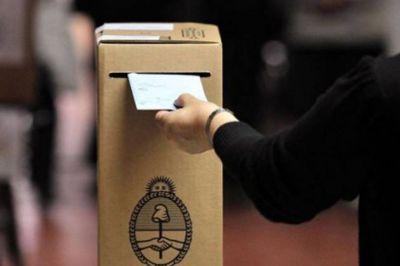 En Chubut 416.000 electores están habilitados para votar este domingo