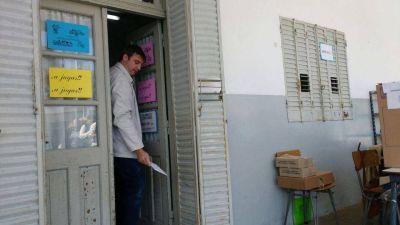 El Intendente Oscar Luciani emitió su voto