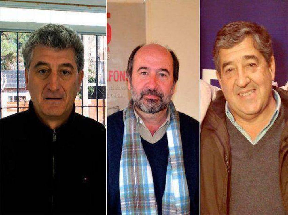 Tres candidatos se miden para hacerse del sillón más importante de la ciudad