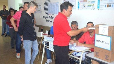 Votó más del 73 % del padrón en el país: En Entre Ríos superó el 85%