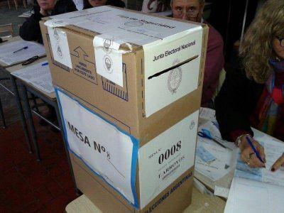 Boca de urna: abultada ventaja vecinalista, Cambiemos segundo y tercero el massismo