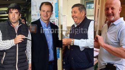 #EntreRíosDecide: ¿dónde esperan los resultados los candidatos entrerrianos?