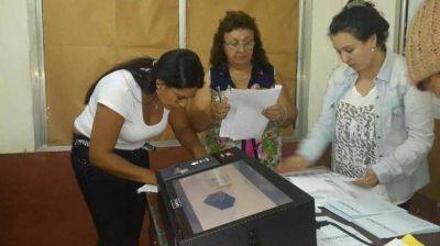 Se conocen los primeros datos de la elección en Misiones