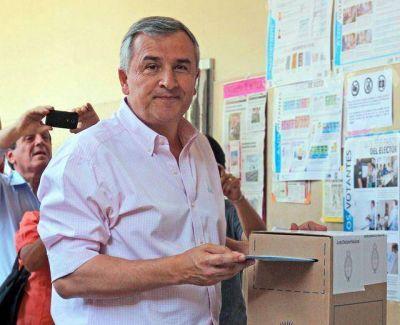 Dirigentes de Cambiemos anunciaron triunfo de Morales en Jujuy