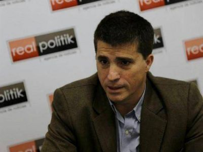"""Juan Pablo Allan: """"El cambio no lo pueden parar, que hagan lo que quieran"""""""