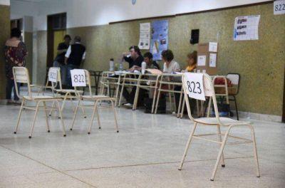 Más de trece mil personas no votaron en Santa Cruz