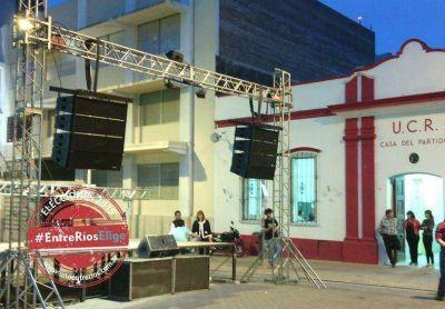 En el radicalismo lo dan ganador a Sergio Varisco para la Intendencia de Paraná
