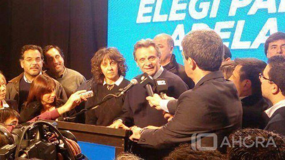 """Pulti reconoció la derrota: """"Arroyo será el nuevo intendente"""""""