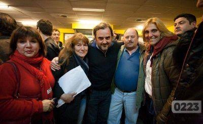 """Giri: """"Arroyo va a ser el próximo intendente de la ciudad de Mar del Plata"""""""