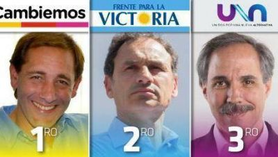 La Plata: Julio Garro se perfila como el ganador
