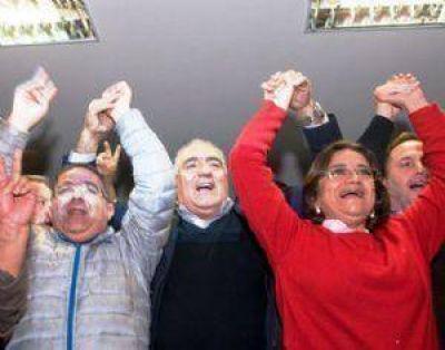 El Frente para la Victoria se siente ganador y va a la plaza a festejar