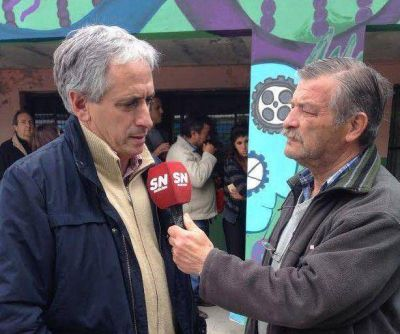Javier Gastón es el nuevo Intendente de Chascomús