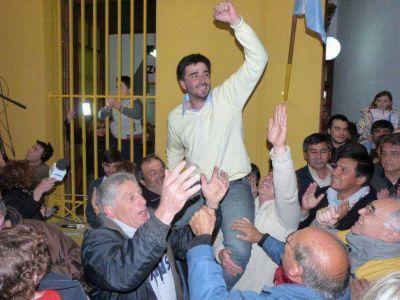 Ezequiel Galli es el nuevo Intendente tras veinticuatro años de eseverrismo
