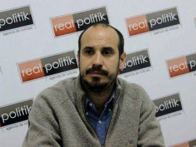 """Gastón Crespo: """"Hay una voluntad mayoritaria de los vecinos platenses de cambiar la ciudad"""""""
