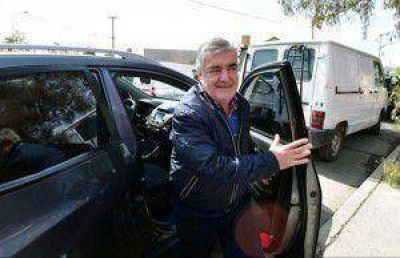 Mario Das Neves desplazó a Buzzi y recuperó Chubut