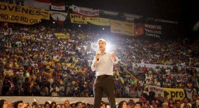 Macri superó los 50 puntos en Córdoba, en otro triunfo clave para el ballotage