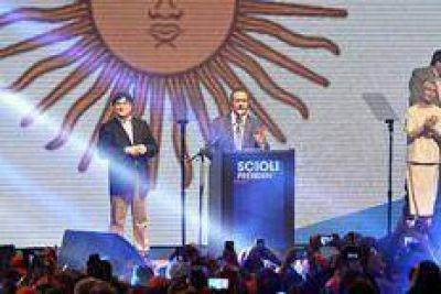"""""""Están en juego dos visiones de la Argentina"""""""