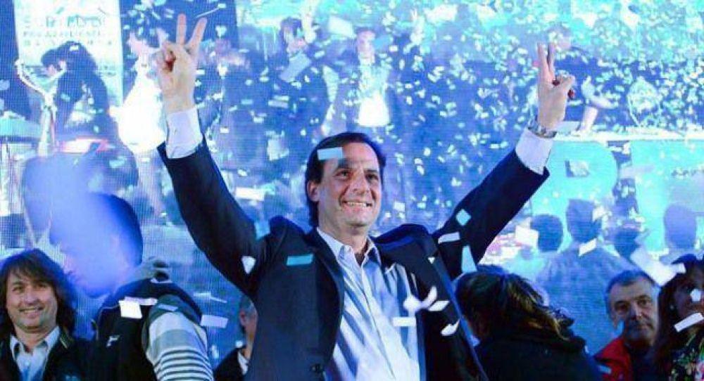 Ariel Sujarchuk supera el 40% y es el intendente electo de Escobar
