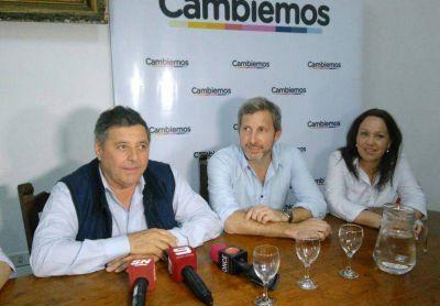 "De Ángeli: ""Me siento Gobernador"""