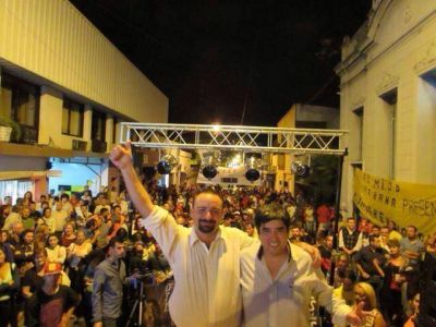 El massismo destacó la elección que hizo en Paraná