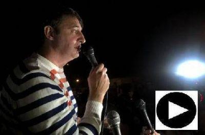 """Oscar Luciani: """"A la gente no se la engaña"""""""