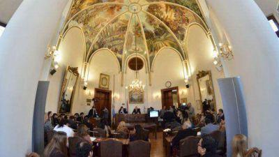 Cómo quedó el nuevo Concejo Deliberante de Paraná
