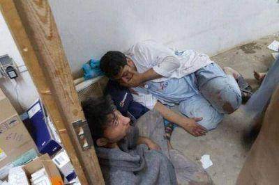 Crece a 30 el n�mero de muertos por el bombardeo de EEUU contra un hospital internacional en Afganist�n