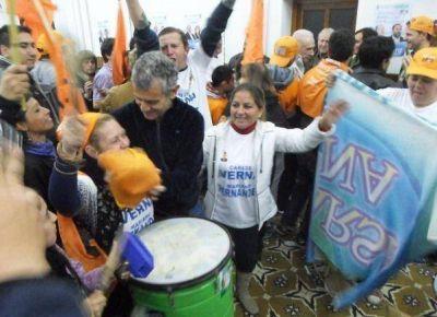Santa Rosa: vice electo culpa a Jorge