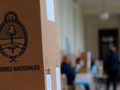 En Mendoza votó el 85% del electorado