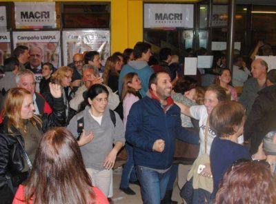 """Juan Aciega: """"Me imagino una ciudad donde se termine la violencia política"""""""