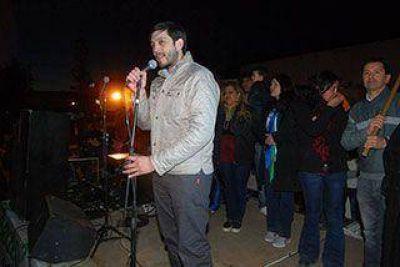 Mauro Casarini habría ganado en Perito Moreno