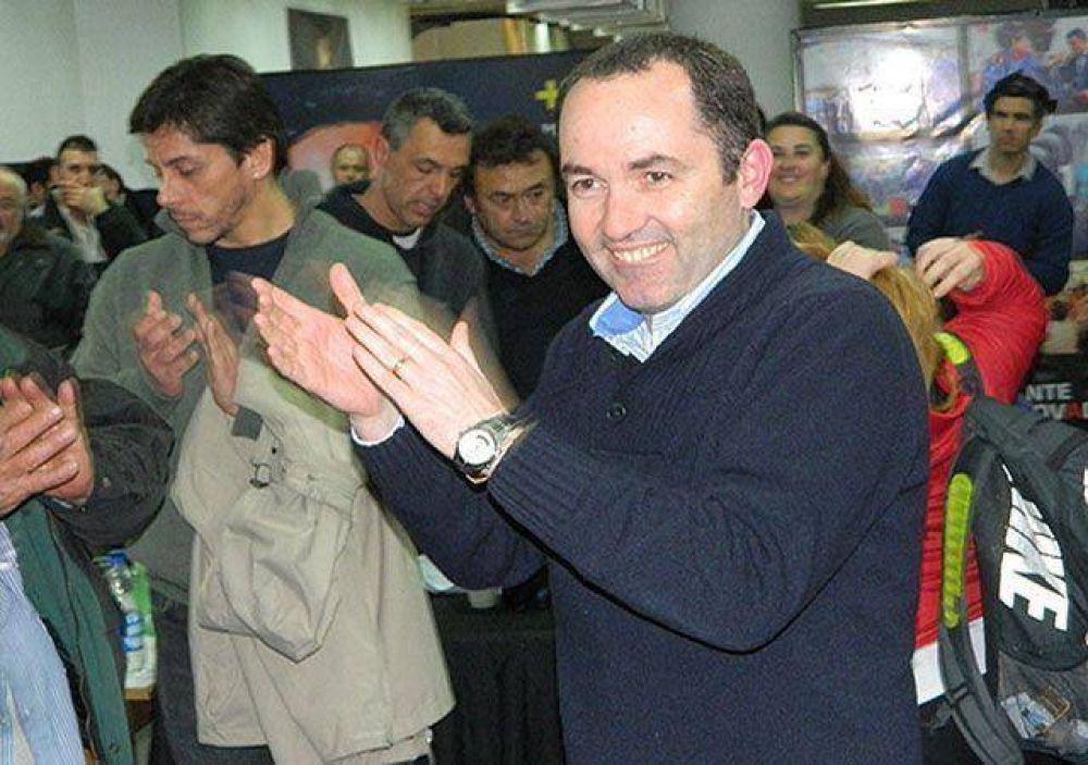 """Fiorini: """"Ingresamos 2 concejales con los votos que logramos"""""""