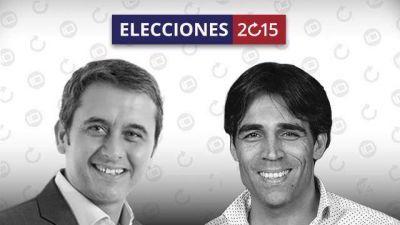 Necochea: elección pareja entre López y Aued