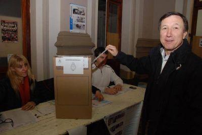 El intendente bahiense Gustavo Bevilacqua entra como diputado nacional por el massismo