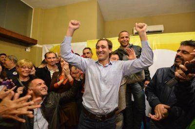 Garro es el nuevo Intendente y se abre otra etapa en La Plata